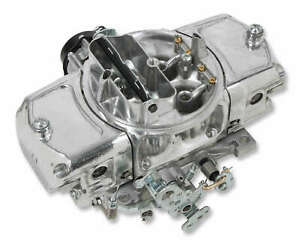 Demon 650 Cfm Aluminum Speed Demon Carburetor With Mechanical Secondaries