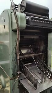 Ab Dick Model 360 Offset Printing Press Chain Driven