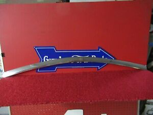 1950 Ford Trim Molding Lower Grill f807