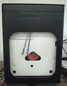 Itt Barton Chart Recorder Built To Your Specifications Differential Pressure