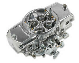 Demon 750 Cfm Aluminum Mighty Demon Carburetor With Mechanical Secondaries