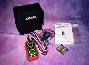 New Extech Prt200 Non contact Phase Rotation Tester