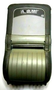 Zebra Ql320plus Network Thermal Label Receipt Printer Only