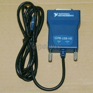 National Instruments Gpib usb hs Interface Adapter Ieee 488 W Chinese Chip Tps