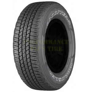 Goodyear Wrangler Fortitude Ht Lt265 70r18 124r Owl 10 Ply quantity Of 4