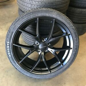 20 Kmc Wheels And Tires Set Of 4