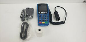 Ict 250 Credit Card Terminal chip Reader Chase Bank Complete New