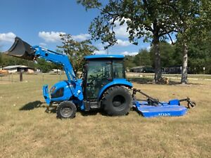 2016 Ls Xr3135h 4x4 Cab Tractor Front End Loader Ac Stereo