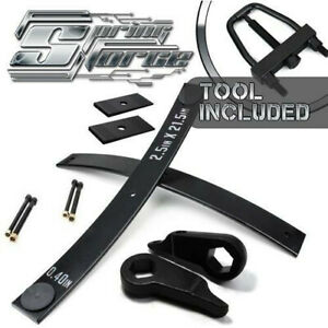 Ford Ranger edge Explorer Sports trac 95 11 Full Lift Kit Tool 3 2 2wd 4wd
