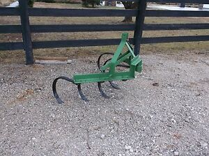 Used 1 Row Cultivator 6 Shanks Gardens free 1000 Mile Delivery From Kentucky