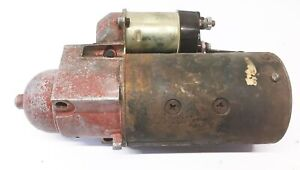 Delco Remy Re Manufactured Starter Motor 1998442 1998442r