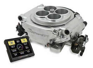 Holley Sniper 4 Barrel Fuel Injection Conversion Self tuning Kit 550 510