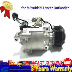 Ac Compressor Clutch For Mitsubishi Lancer Outlander Replaces Qs90 7813a405