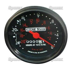 Brand New Ford Tach Gauge Fits Select o speed Models C3nn17360j