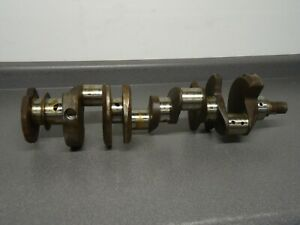 Small Block Chevy Chevrolet Sbc 350 Forged Steel Crank Crankshaft 3941182 20 30