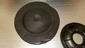 Unsilenced 426 Street Wedge Air Cleaner With Base Mopar Plymouth Dodge Chrysler