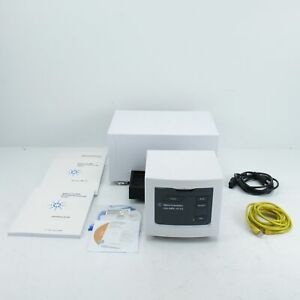 Agilent Cary 8454 Uv vis Spectrophotometer With Lan Card Chemstation G1103b