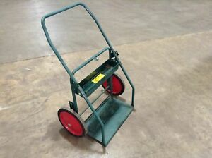 81529 Radnor 314 27 Continuous Handle Cylinder Cart