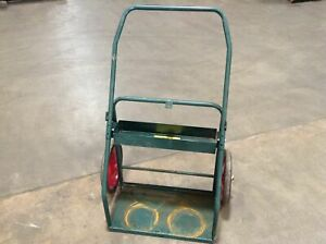 81530 Radnor 314 27 Continuous Handle Cylinder Cart