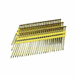 800 314 Round Head Plastic Strip 10d Framing Nails 3 1 4 Length 500 Count