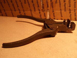 Vtg Packard Electric Speedy Cable Stripper G m corp Us Made
