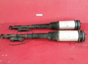 Mercedes S430 Air Shocks Strut Shock Pair 2001 2006 S500