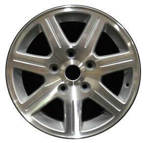 16 Chrysler Town Country 2008 2009 2010 Factory Oem Rim Wheel 2330 Machined