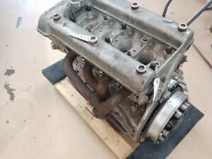 Alfa Romeo Giulietta Veloce 101 Engine Assembly carburetors