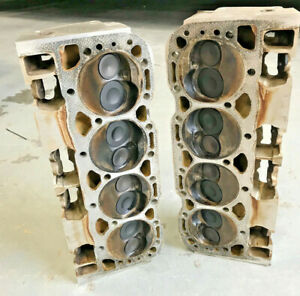 Used Sbc Heads In Stock, Ready To Ship   WV Classic Car