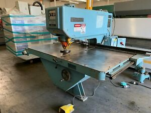 Strippit Super 30 30 Single End Punch With Tooling Stock 5255