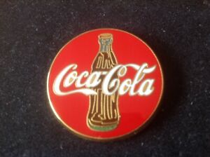 Vintage pins coca cola pin badge insignia rare find collectible