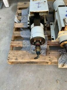 Pope Model A 1929 hs 10hp Closed Loop Belted Spindle