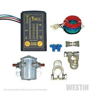 Westin 47 3800 Dual Battery System Csw