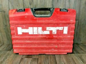 Case For Hilti Te 70 Avr Rotary Hammer Drill Sds Max Te y 15 Amp Combihammer