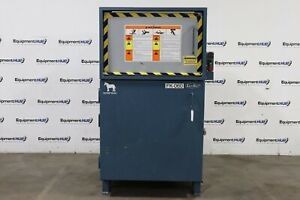 Waste Control International Clydesdale Rotary Arm Industrial Trash Compactor