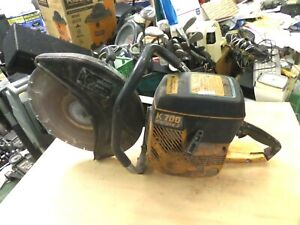 Partner K700 Active Ii Concrete Cut off Saw good Working Condition