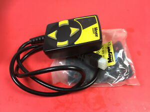 New Genuine Meyer Snow Plow 12v Square Touch Pad Remote Controller