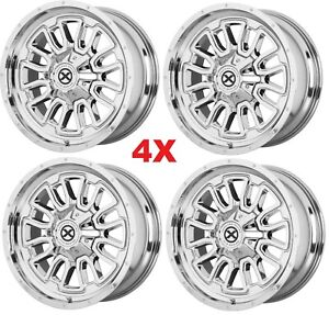18 Chrome Wheels Rims 5x114 3 5x4 5