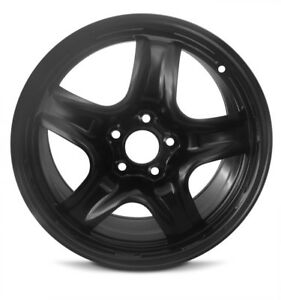 New 17 x7 5 Steel Wheel Rim For 2010 2012 Ford Fusion 5 114 3mm