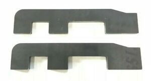 Skid Steer Quick Attach Lower Mount Plate 7 16 Bobcat Style Bucket Attachment