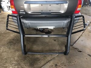 Westin Truck Suv Ford Chevy Dodge Brush Guard Grille Guard Front Black Steel