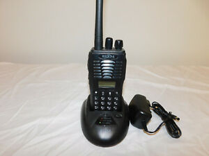 Relm Bk Rpv599a Plus Vhf Fpp Analog Wide Narrow Band Portable Radio Qcii Alpha