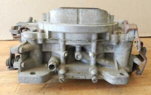 1958 Ford Thunderbird 352ci 5 8l Used 4 Bbl Carter Afb Carburetor Ecz 9510 Aa