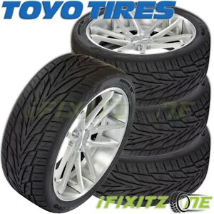 4 X New Toyo Proxes St3 245 50r20 102v Tl Tires