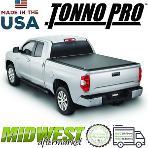 Tonno Pro Lo roll Rollup Tonneau Cover Fits 2017 2019 Honda Ridgeline 5 Bed