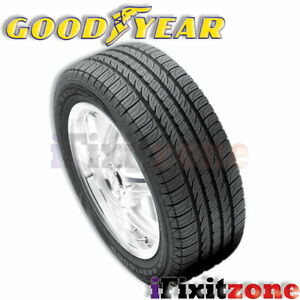 1 Goodyear Assurance Comfortred Touring 205 55r16 91h High Mileage A s Tires