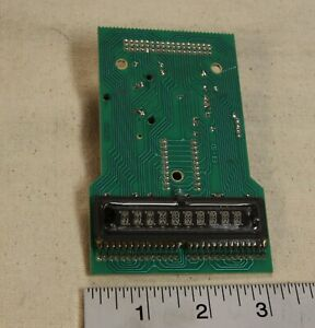 National Vending Machine Display Board Part No 9989498 Tested Good