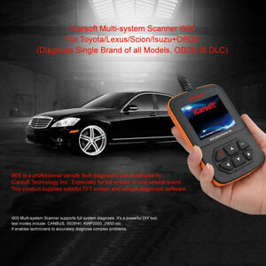 I905 Icarsoft Toyota Lexus Obd Ii Pro Diagnostic Scanner Abs Airbag Engine