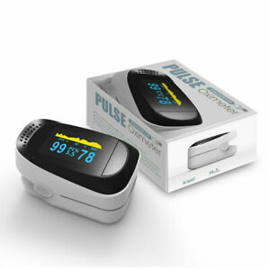 Digital Finger Pulse Oximeter Healthcare 8 Hours Sleep Monitor Oled Spo2 Pr Odi