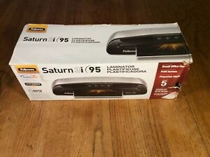 New Fellowes Saturn 3i 95 Thermal And Cold Laminating Machine